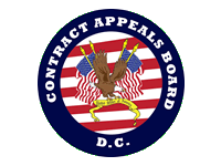 Contract Appeals Board logo